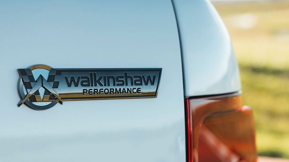 10/2020, VW Amarok W580 von Walkinshaw Performance