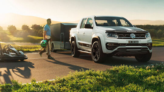 10/2020, VW Amarok W580 von Walkinshaw Performance