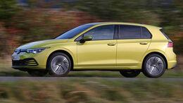 10/2020, VW Golf 8 TGI Erdgas CNG