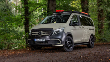 10/2020, Vansports Mercedes V 300 d Gravity Geotrek-Edition