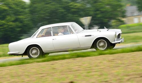 10/2021, 1966 Alvis TF21 Graber Super