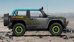 10/2021, 2021 Ford Bronco RTR Fun-Runner by RTR Vehicles
