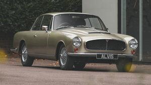 10/2021, Alvis Graber Super Coupé Continuation Series
