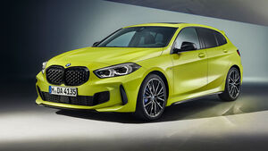 10/2021, BMW M135i xDrive Modellpflege