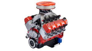 10/2021, Chevrolet Performance ZZ632 Crate Engine