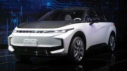 10/2021, Foxtron Model C Elektro-SUV Foxconn