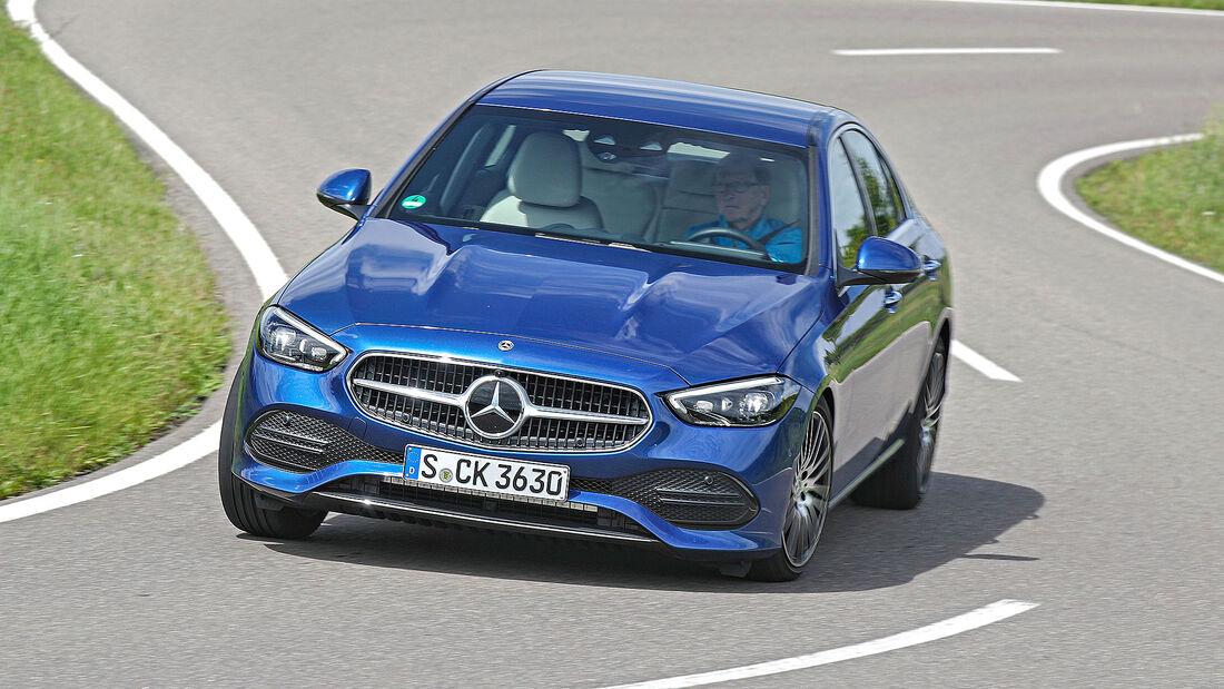 10/2021, Kosten und Realverbrauch Mercedes C 300 4Matic Avantgarde