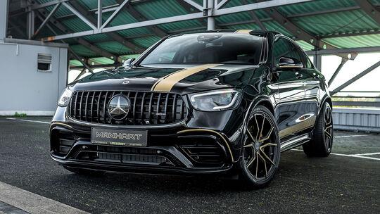 10/2021, Manhart GLR 700 Limited 01/10 auf Basis Mercedes-AMG GLC 63 S Coupé