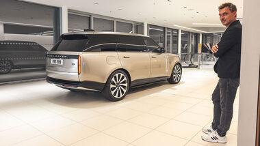 10/2021, Range Rover 5th Generation 1. Check