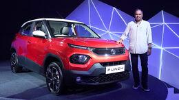 10/2021, Tata Punch Kompakt-SUV