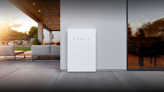 10/2021, Tesla Powerwall