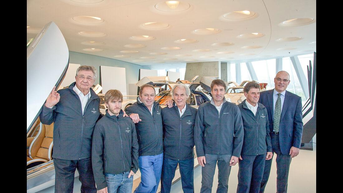 10 Jahre Mercedes-Benz Museum