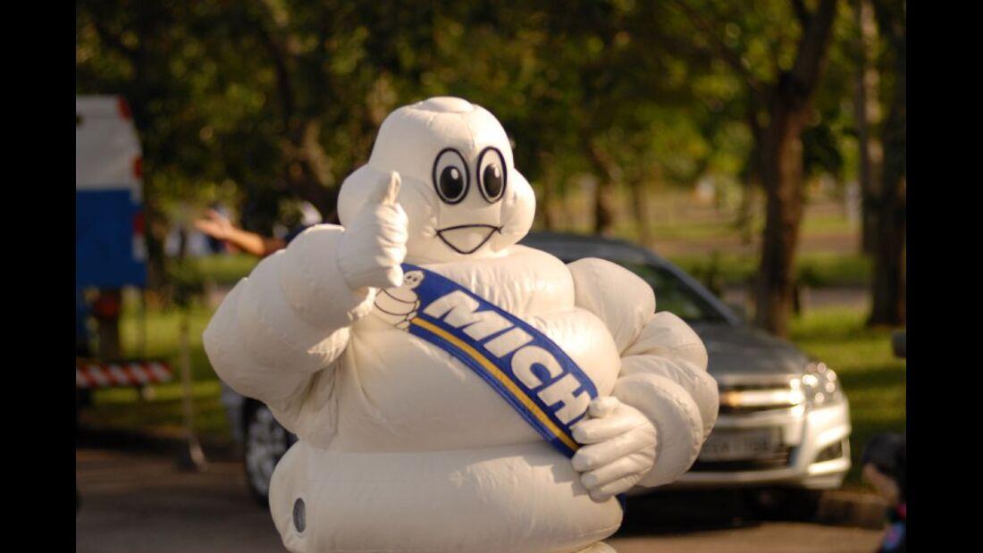 10.  Michelin Challenge Bibendum
