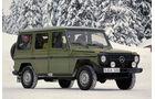 10 beste Youngtimer und Oldtimer SUV