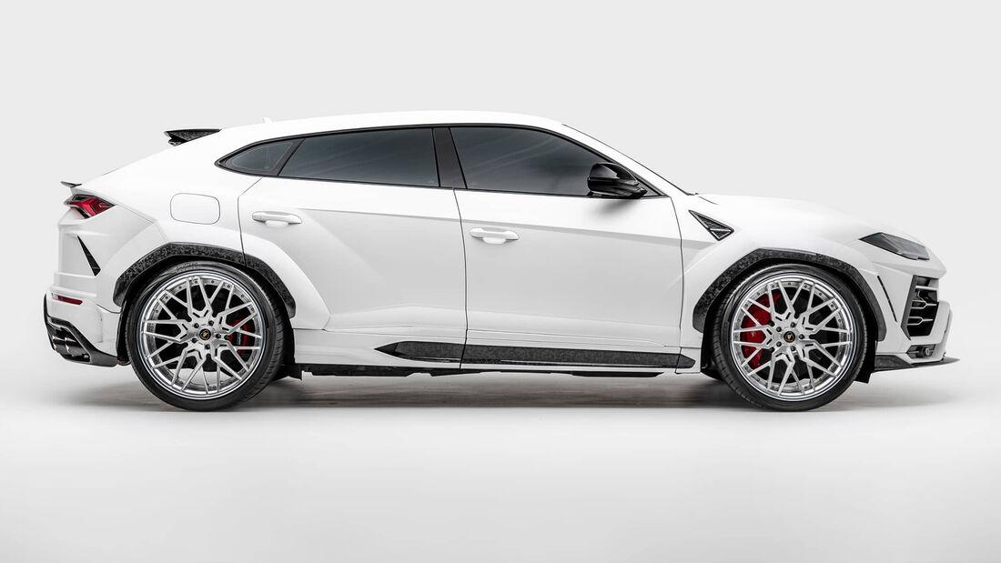 1016 Industries Widebody Lamborghini Urus Tuning