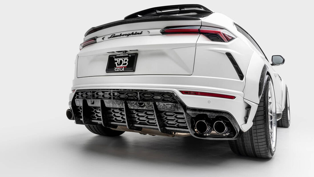 1016 Industries Widebody Lamborghini Urus Tuning