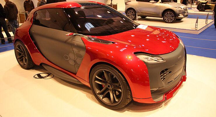 11/2011 Essen Motor Show 2011, Eco-Tuning