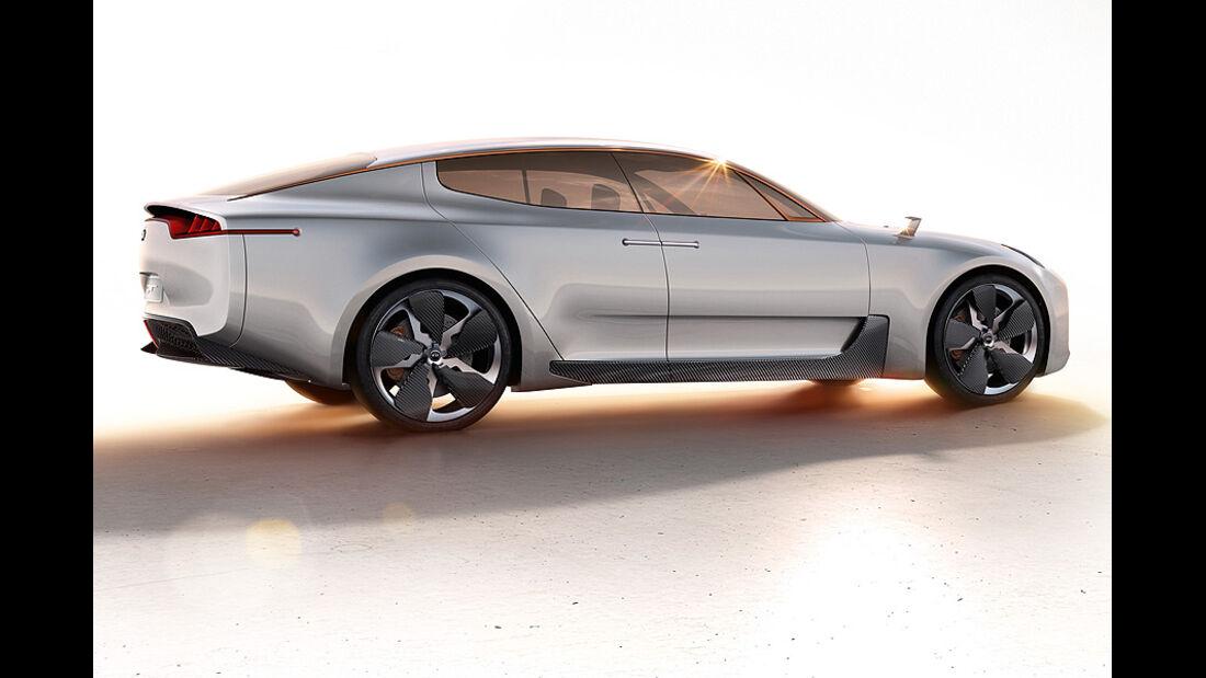 11/2011 IAA 2011 Kia GT Conceptcar