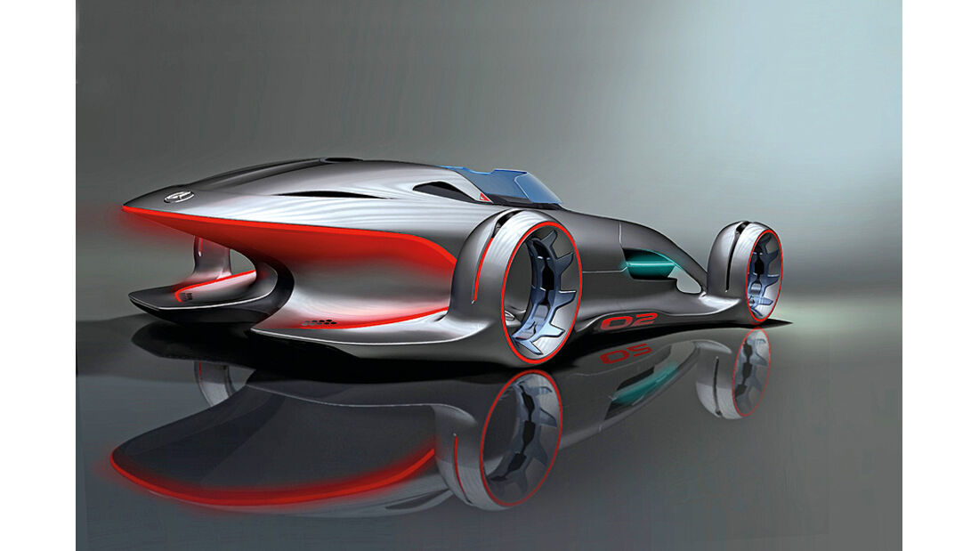 11/2011 L.A.Design Challenge 2011, Mercedes Silver Arrow