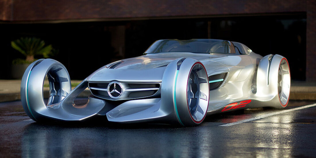 11/2011 L.A.Design Challenge 2011, Mercedes Silver Arrow