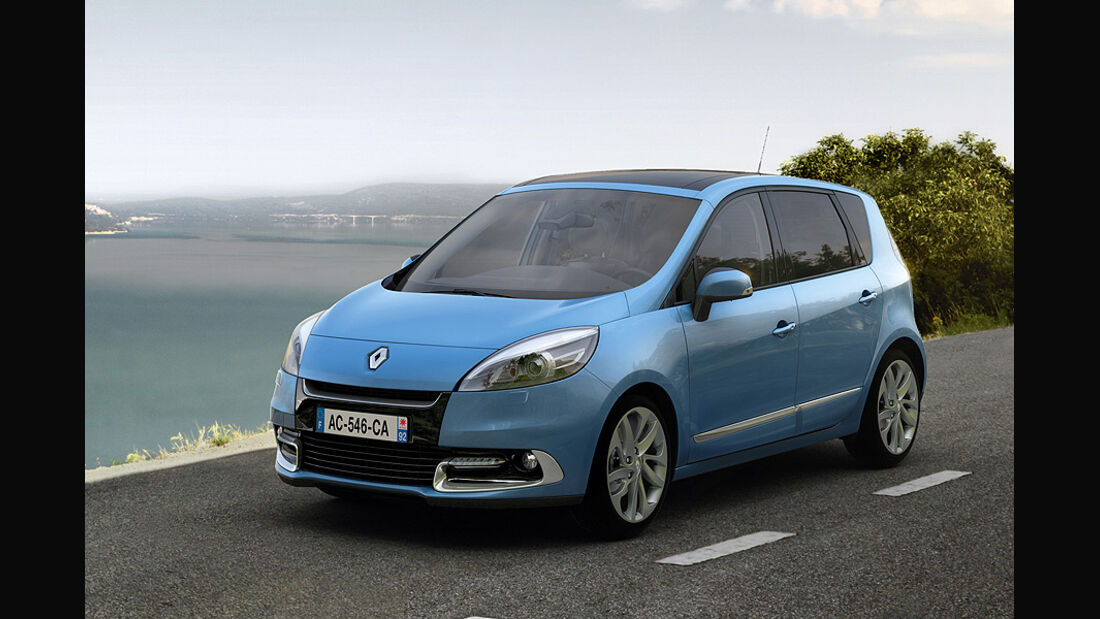 11/2011 Renault Scenic Grand Scenic