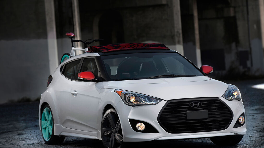 11/2012, Hyundai Veloster C3 Roll Top Concept