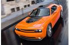 11/2013, Chrysler Mopar auf der Sema 2013. Dodge Challenger