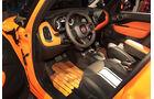 11/2013, Chrysler Mopar auf der Sema 2013. Fiat 500