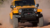 11/2013, Chrysler Mopar auf der Sema 2013. Jeep Wrangler