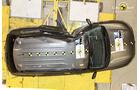11/2013, EuroNCAP-Crashtest, Mitsubishi Outlander