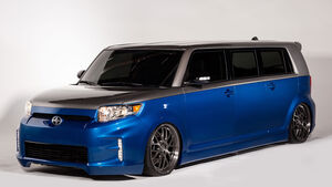11/2013, Scion auf der Sema, Strictly Business Cartel Scion xB