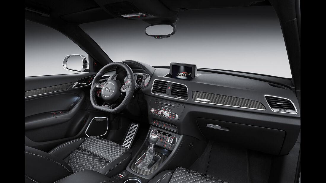 11/2014, Audi RS Q3 Facelift, Innenraum