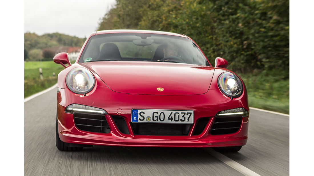 11/2014, Fahrbericht Porsche 911 GTS