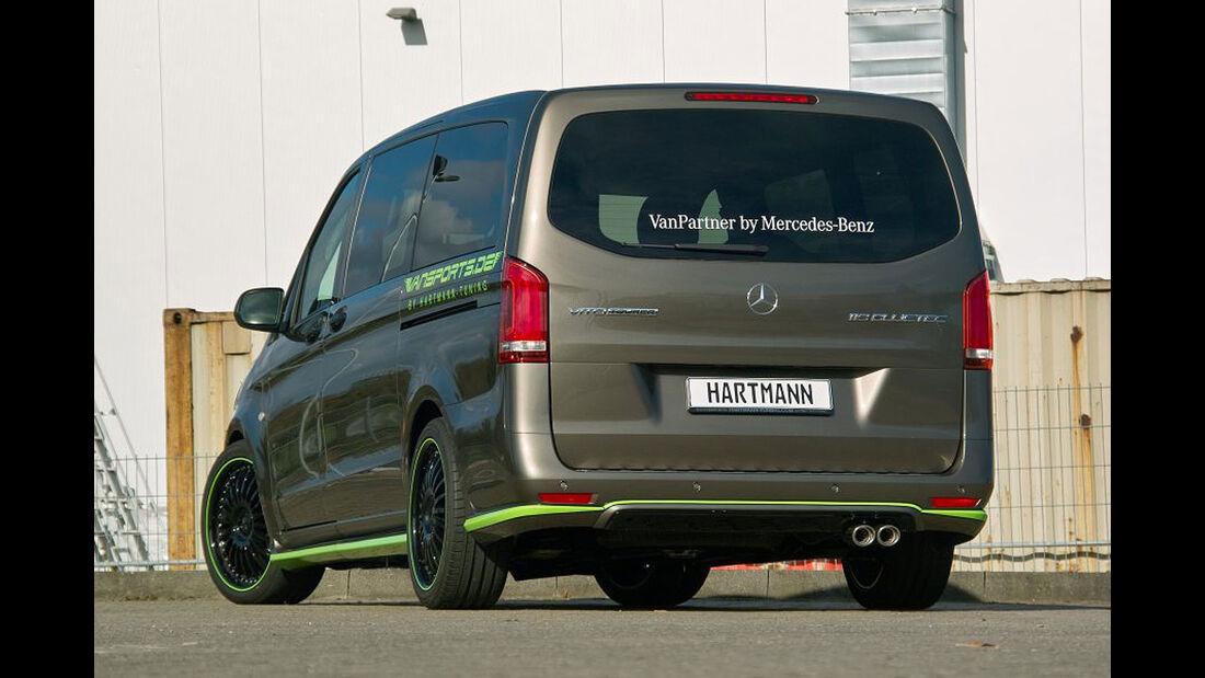 11/2014, Hartmann Tuning Mercedes Vito
