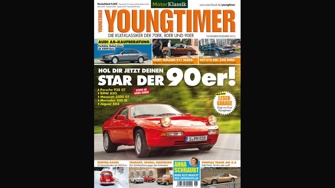 11/2014 - Heftvorschau Youngtimer 06/2014, mokla 1114