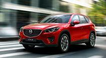 11/2014, Mazda CX-5 2015 Modelljahr