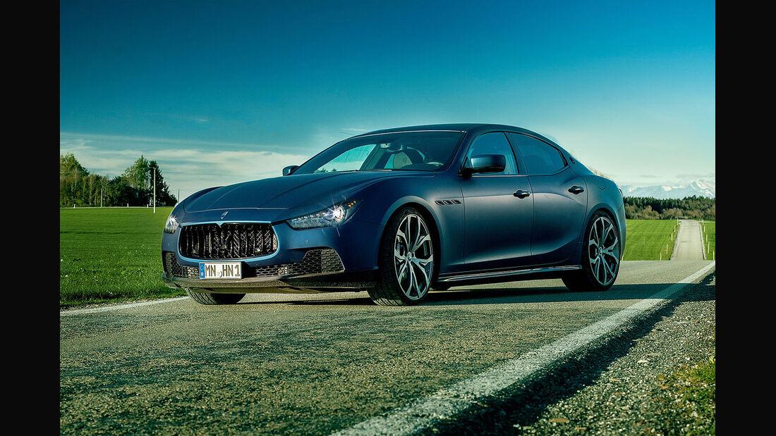 11/2014, Novitec Maserati Ghibli