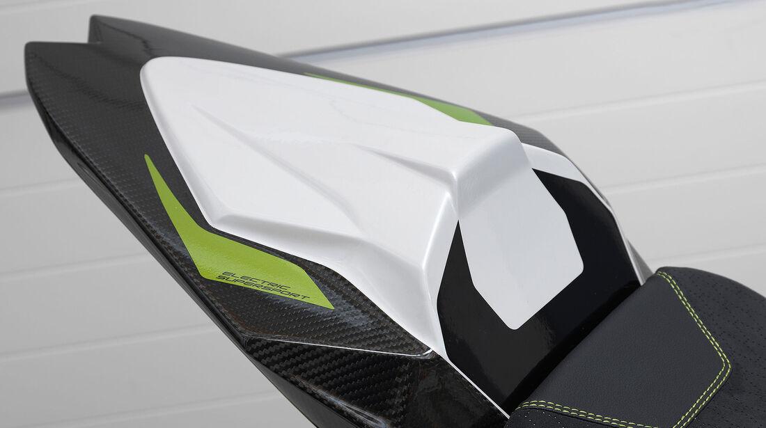 11/2015 BMW Motorrad Versuchsträger eRR