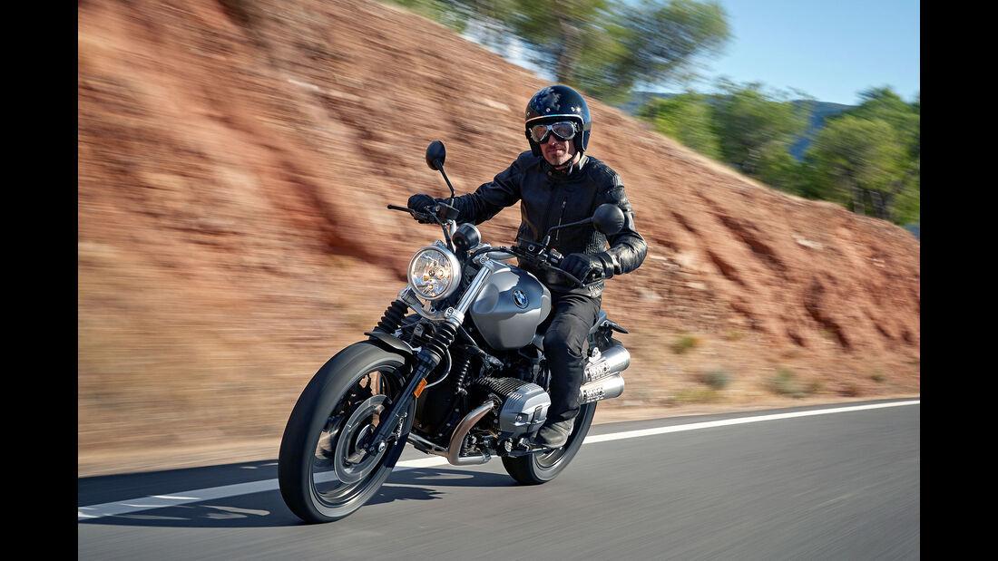 11/2015 BMW R Nine T Scrambler Motorrad