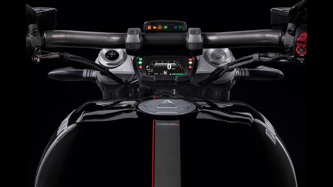 11/2015, Ducati XDiavel Motorrad
