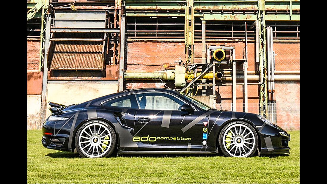 11/2015, Edo Competition Porsche 911 Turbo Blackburn