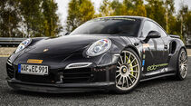 11/2015, Edo Competition Porsche 911 Turbo Blackburn
