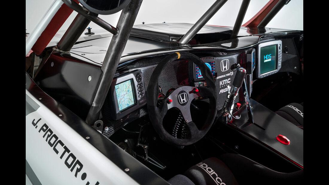 11/2015 Honda auf der Sema 2015 Honda Baja Ridgeline