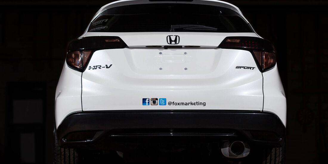 11/2015 Honda auf der Sema 2015 Honda Fox HR-V