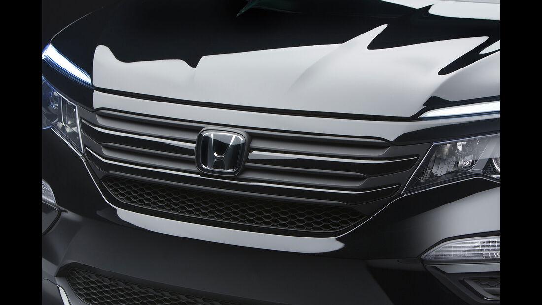 11/2015 Honda auf der Sema 2015 Honda Pilot