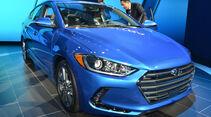 11/2015, Hyundai Elantra USA