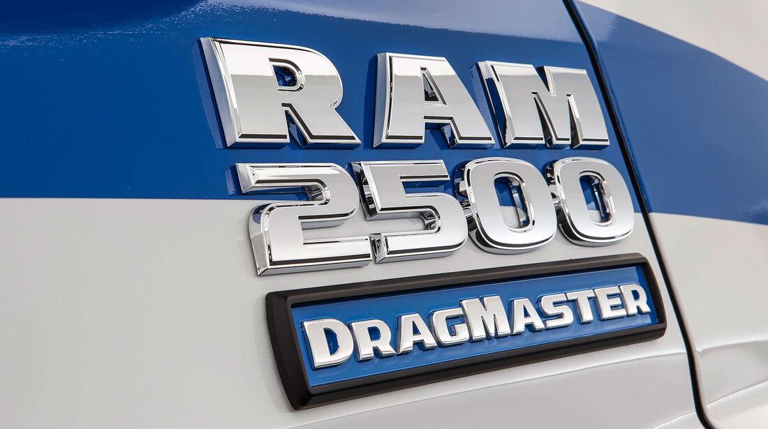 11/2015 Mopar auf der Sema Dodge Ram 2500 Dragmaster