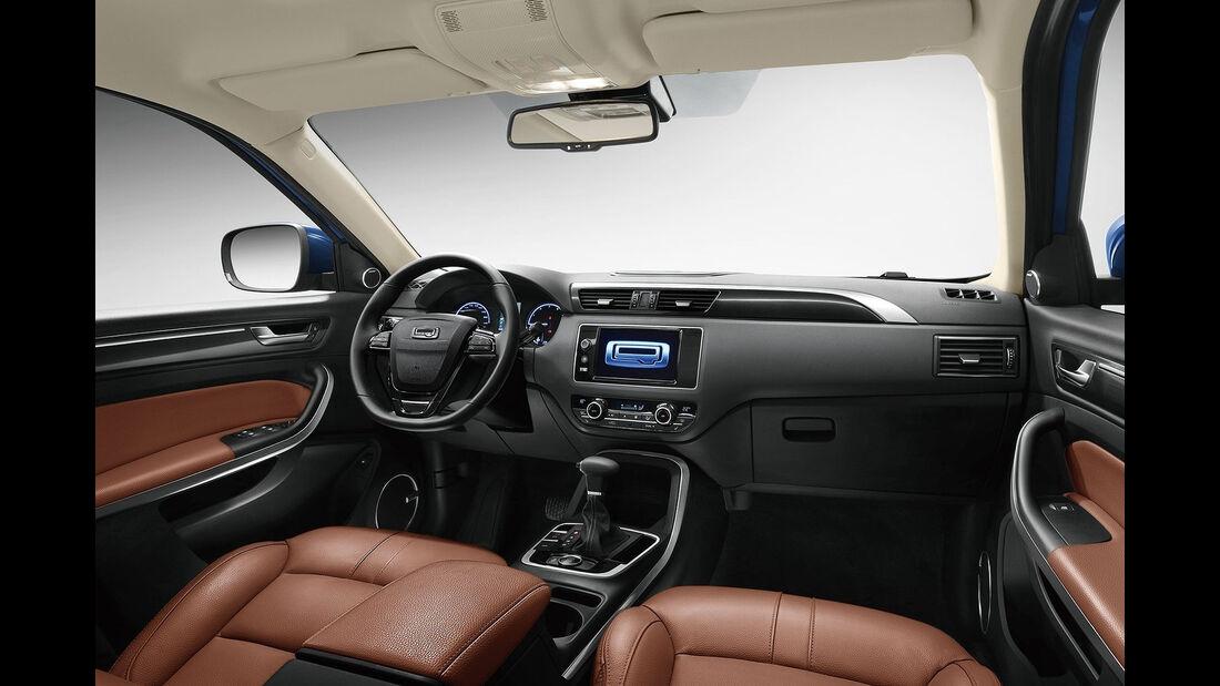 11/2015, Qoros 5 SUV