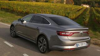 11/2015, Renault Talisman Fahrbericht