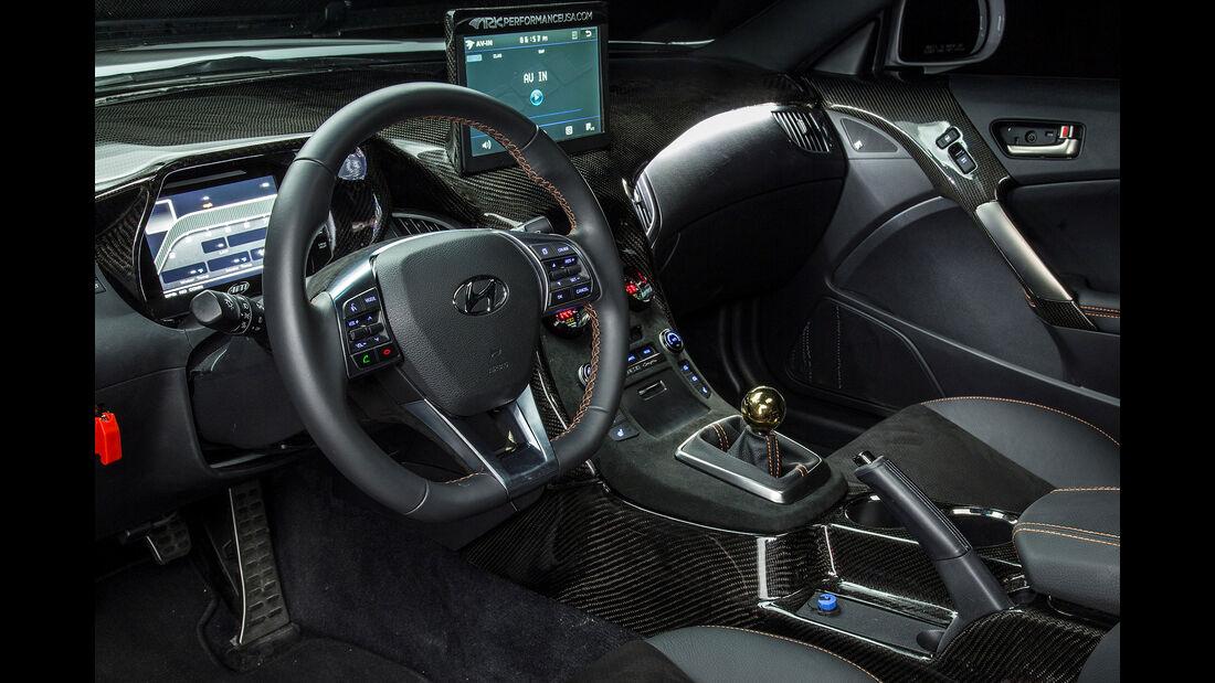 11/2015 Sema 2015 Hyundai Genesis Coupe ARK